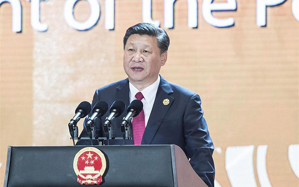 Full text: President Xi's congratulatory message to South-South Human Rights Forum
