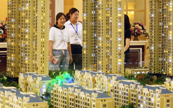China's home prices remain stable in January