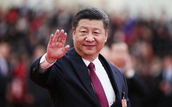President Xi vows to serve the people as national legislature concludes annual session