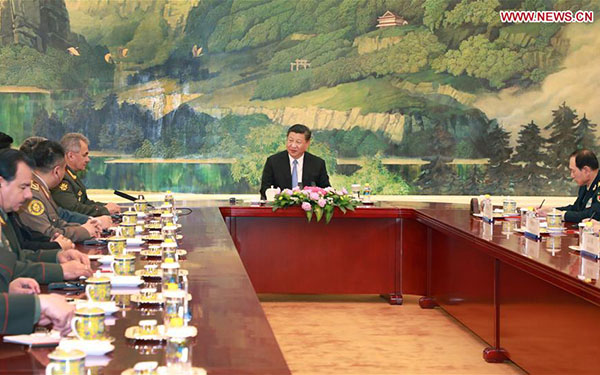 China willing to deepen pragmatic cooperation with SCO member states in defense, security: Xi