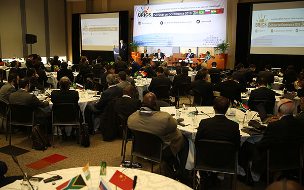 BRICS members could use good governance to fight social ills: Experts