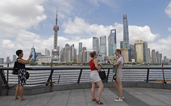 Shanghai unveils policies for further opening-up