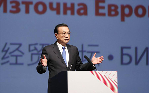 With Li's visit, China, Europe committed to free trade