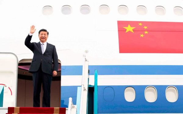 President Xi to visit five Arab and African countries, attend BRICS summit