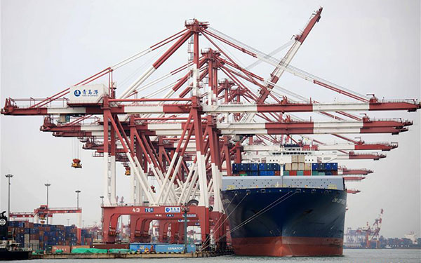Stronger-than-expected trade growth underlines China's economic resilience