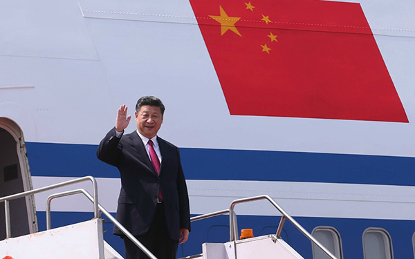 President Xi to attend APEC meeting, visit Papua New Guinea, Brunei, Philippines