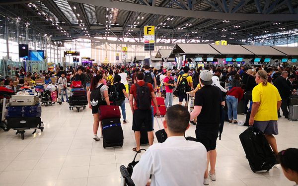 Chinese tourists make nearly 150M outbound trips in 2018