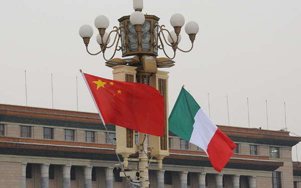 Xi encourages Italian students to promote bilateral cultural exchanges